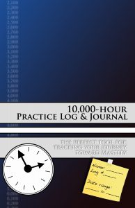 10,000-Hour Practice Log & Journal - Mark Powers