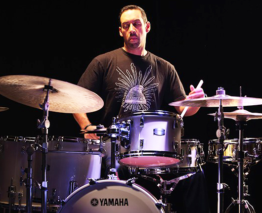 Antonio Sanchez drumming superhero technique